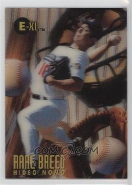1996 E-Motion XL Rare Breed #8 - Hideo Nomo
