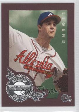 1996 E-Motion XL #146 - Greg Maddux