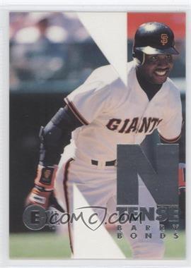1996 E-XL [???] #2 - Barry Bonds