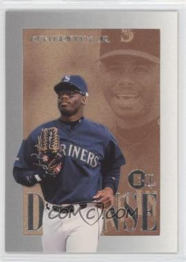 1996 E-XL [???] #4 - Ken Griffey Jr.