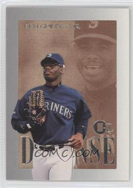 1996 E-XL [???] #4 - Ken Griffey Jr.