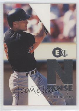1996 E-XL [???] #8 - Cal Ripken Jr.