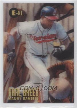1996 E-XL [???] #9 - Manny Ramirez