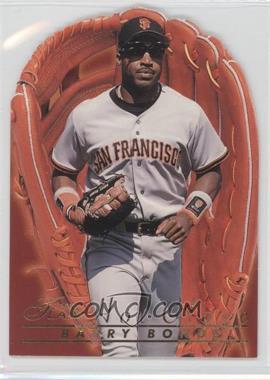 1996 Flair - Hot Glove #2 - Barry Bonds