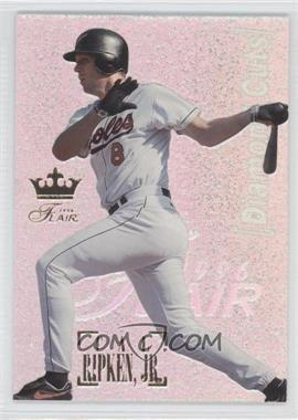 1996 Flair Diamond Cuts #9 - Cal Ripken Jr.