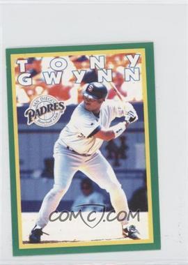 1996 Fleer Album Stickers - [Base] #113 - Tony Gwynn