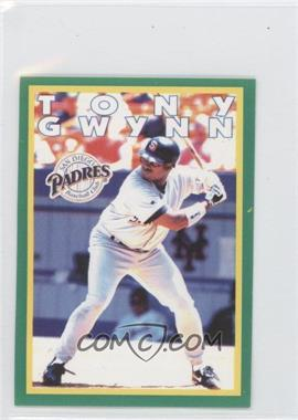 1996 Fleer Album Stickers #113 - Tony Gwynn