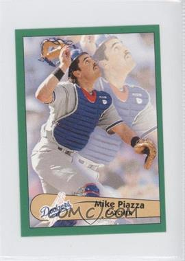 1996 Fleer Album Stickers #95 - Mike Piazza