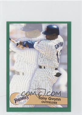 1996 Fleer Album Stickers #97 - Tony Gwynn
