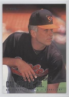 1996 Fleer Team Sets Baltimore Orioles #15 - Cal Ripken Jr.