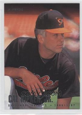 1996 Fleer Team Sets Baltimore Orioles #15 - Cal Ripken Jr.