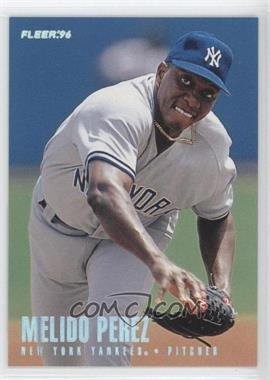 1996 Fleer Tiffany #193 - Melido Perez