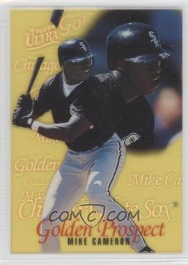 1996 Fleer Ultra - Golden Prospects #4 - Mike Cameron