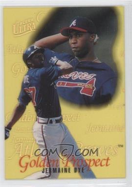 1996 Fleer Ultra [???] #6 - Jermaine Dye