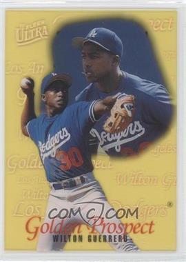 1996 Fleer Ultra [???] #7 - Wilton Guerrero