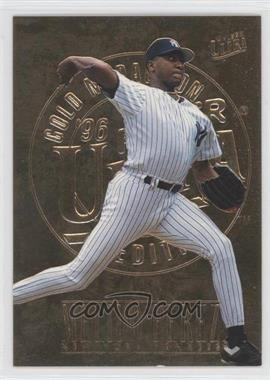 1996 Fleer Ultra Gold Medallion Edition #392 - Melido Perez