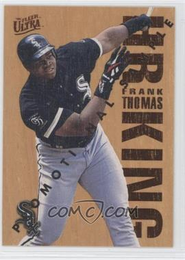 1996 Fleer Ultra H.R. King Promotional Samples #N/A - Frank Thomas