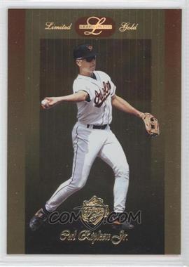 1996 Leaf Limited - [Base] - Gold #15 - Cal Ripken Jr.