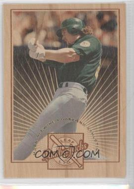 1996 Leaf Limited - Lumberjacks #10 - Mark McGwire /5000