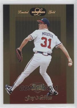 1996 Leaf Limited [???] #10 - Greg Maddux