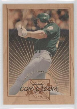 1996 Leaf Limited [???] #10 - Mark McGwire /5000