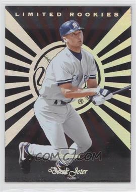 1996 Leaf Limited [???] #4 - Derek Jeter