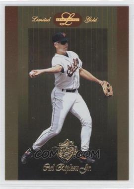 1996 Leaf Limited Gold #15 - Cal Ripken Jr.