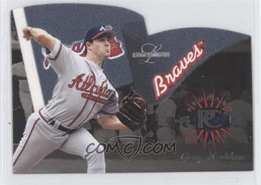 1996 Leaf Limited Pennant Craze #6 - Greg Maddux /2500