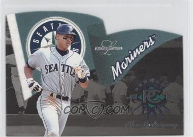 1996 Leaf Limited Pennant Craze #8 - Alex Rodriguez /2500