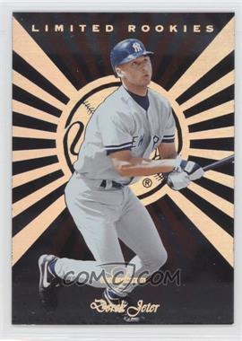 1996 Leaf Limited Rookies #4 - Derek Jeter