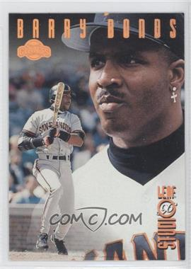 1996 Leaf Studio Bronze Press Proof #76 - Barry Bonds /2000