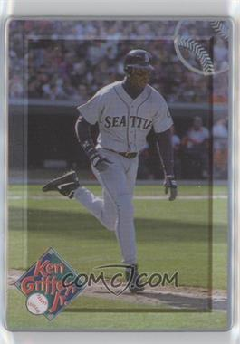 1996 Metallic Impressions Major League Metal Ken Griffey Jr. Collector's Tin [Base] #3 - Ken Griffey Jr.
