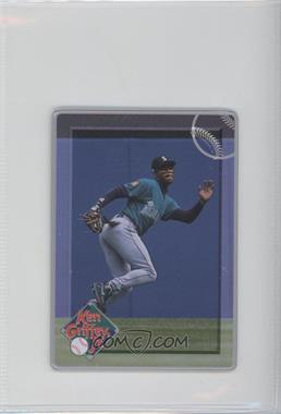 1996 Metallic Impressions Major League Metal Ken Griffey Jr. Collector's Tin [Base] #4 - Ken Griffey Jr.