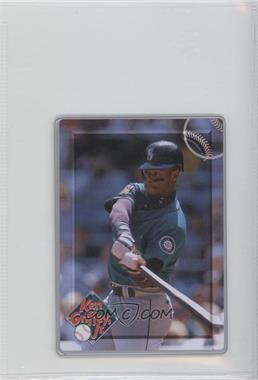 1996 Metallic Impressions Major League Metal Ken Griffey Jr. Collector's Tin [Base] #5 - Ken Griffey Jr.