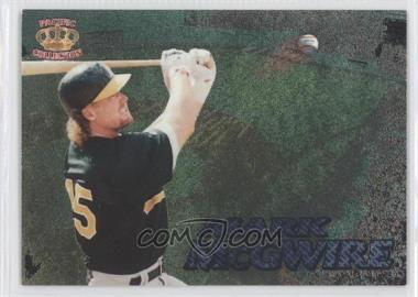 1996 Pacific Crown Collection [???] #FB-11 - Mark McGwire