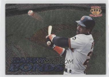 1996 Pacific Crown Collection [???] #FB-3 - Barry Bonds