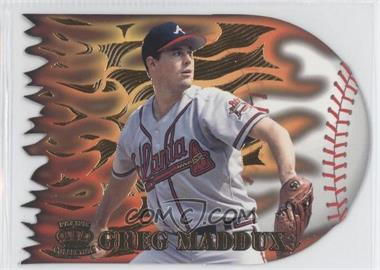 1996 Pacific Crown Collection [???] #FT-7 - Greg Maddux