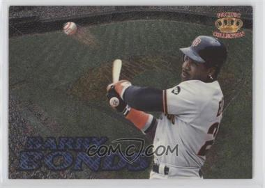 1996 Pacific Prisms - Fence Busters #FB-3 - Barry Bonds