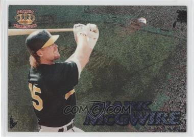 1996 Pacific Prisms Fence Busters #FB-11 - Mark McGwire