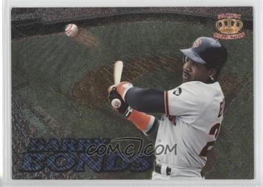 1996 Pacific Prisms Fence Busters #FB-3 - Barry Bonds
