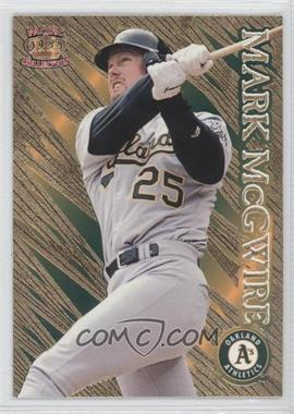 1996 Pacific Prisms Gold #P-126 - Mark McGwire