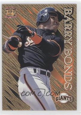 1996 Pacific Prisms Gold #P-65 - Barry Bonds