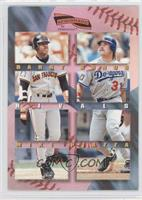 Barry Bonds, Mike Piazza