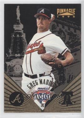 1996 Pinnacle All-Star FanFest - [Base] #2 - Greg Maddux