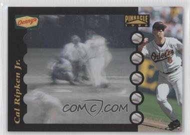 1996 Pinnacle Denny's Instant Replay Full Motion Holograms #2 - Cal Ripken Jr.