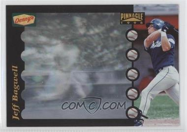 1996 Pinnacle Denny's Instant Replay Full Motion Holograms #6 - Jeff Bagwell