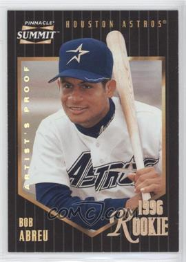 1996 Pinnacle Summit [???] #166 - Bobby Abreu