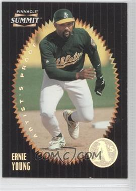 1996 Pinnacle Summit Artist's Proof #71 - Ernie Young
