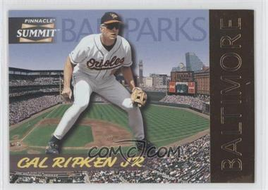 1996 Pinnacle Summit Ballparks #1 - Cal Ripken Jr. /8000