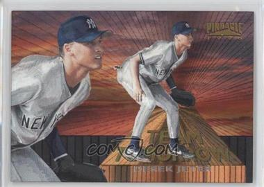 1996 Pinnacle Team Tomorrow #9 - Derek Jeter